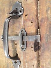 Antique Ornate Cottage Barn Door Garden Gate Thumb Latch Hardware