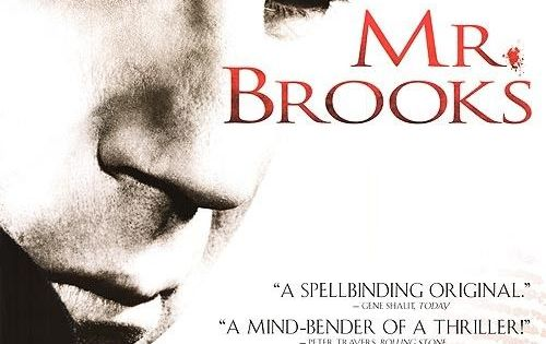 Mr. Brooks Movie Poster | Cool Movie Posters | Pinterest ...