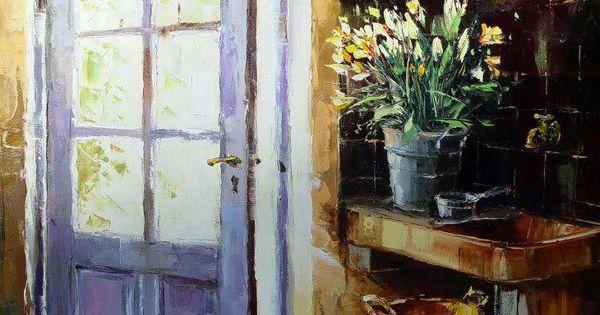 Gleb goloubetski gleb pinterest peintre portes et for Fenetre 80x60