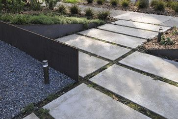 Ana Williamson Architect Outdoor Pavers Modern Landscaping