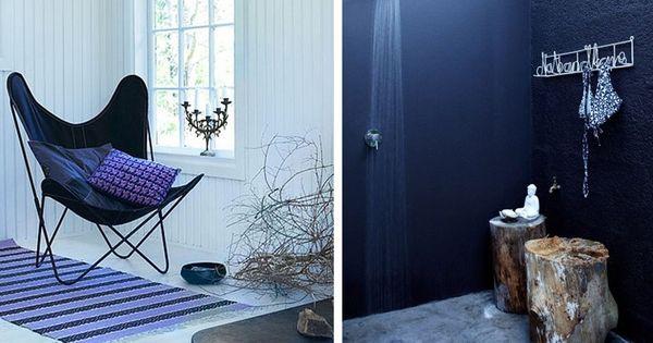 salle de bain blanc et bleu marine id e d co avec bleu marine salle de bain peinture mur. Black Bedroom Furniture Sets. Home Design Ideas