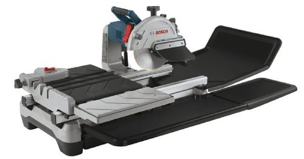 Bosch Tc10 10 Inch Wet Tile And Stone Saw Power Tile Saws Amazon Com Tile Saw Bosch Saws