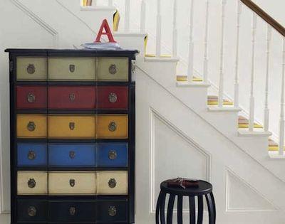 Commode multicolore meubles peints pinterest commodes for Pinterest meubles peints