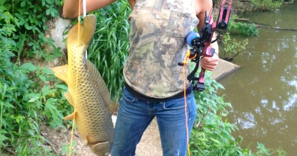 Country Girl Bowfishing Http Www Cabelas Com Category