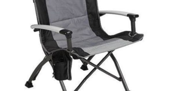 Folding Camping Chair Portable Beach Chairs Cupholder