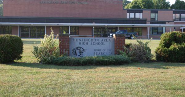 Huntingdon Area High School Huntingdon Pa Locale