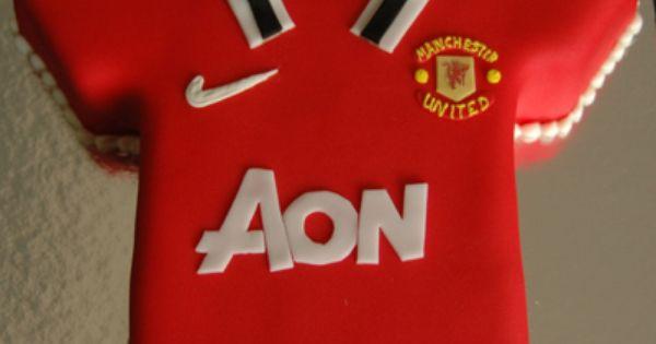 Manchester United Cake Cakes N Bakes Dubai Kaker