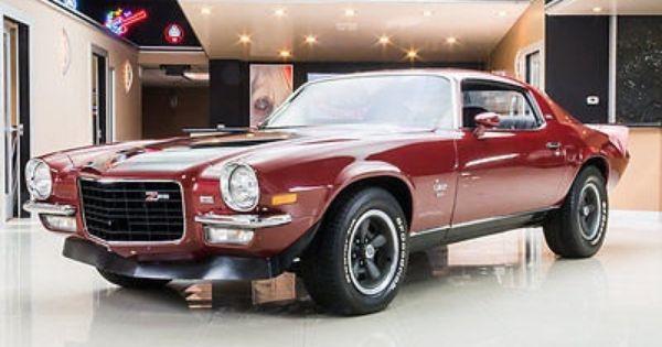 1973 Chevrolet Camaro Z28 Lt For Sale Camaro Chevrolet Camaro Chevy Muscle Cars