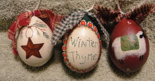 Egg Gourd Ornaments Gourdies Pinterest Gourds