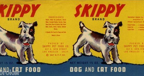 Skippy Dog Food