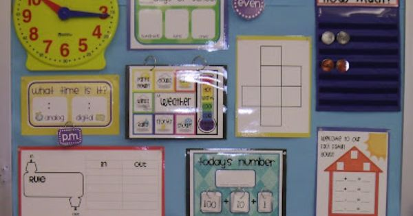 Calendar Ideas Primary : Primary inspired calendar math using your students