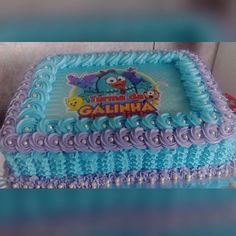 Galinha Pintadinha Amoconfeitar Bolo Cake Confeitaria