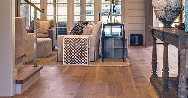 Nashville tennessee wide plank white oak flooring stains for Real floors nashville tn