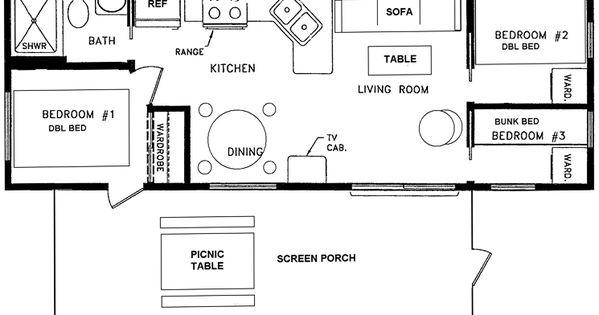 12x40 floor plans parkmodel floorplan 745x459 for 221 armstrong floor plans