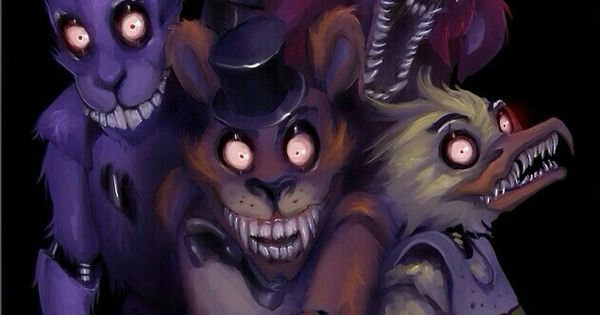 Five nights at freddy s horror and game on pinterest