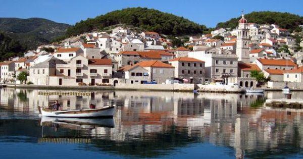 Sailing Croatia Split To Dubrovnik In Croatia Europe 1449 Sailing Croatia Croatia Croatia Beach
