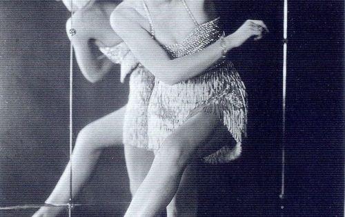 Flapper Girl Vintage Dancer
