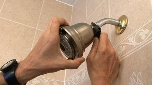 Radio How To Replace A Shower Head Clean Shower Doors Shower