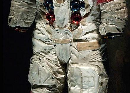 space suit rear - photo #33