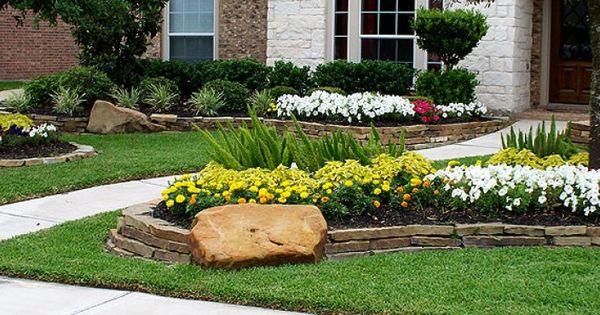 pictures of houston landscaping landscape design