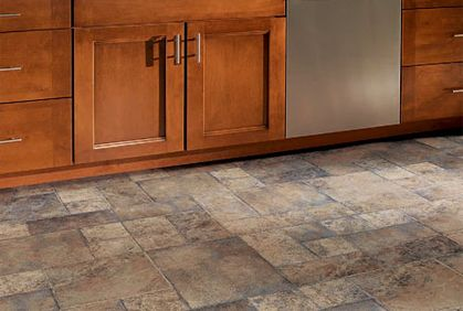 Pros And Cons Of Kitchen Flooring Materials Laminate Flooring In Kitchen Kitchen Flooring Best Flooring For Kitchen
