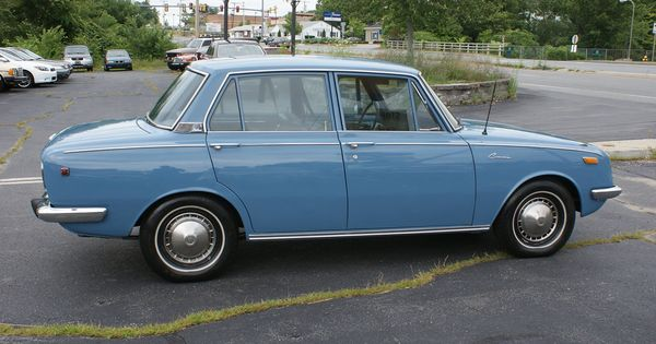 1968 toyota corona deluxe 4 speed japanese classics. Black Bedroom Furniture Sets. Home Design Ideas