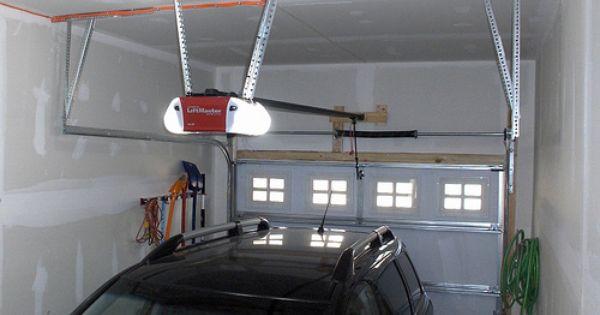 Learn How To Set Up Your Garage Door Opener In 3 Simple Steps