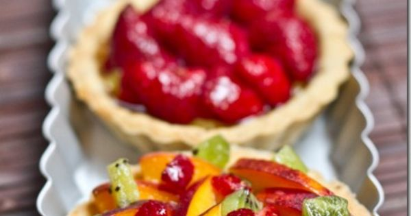 Easy french tart recipe.