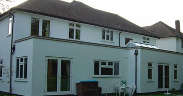 Flat Roof Lantern Parapet Flat Roof Parapet Flat Roof Extension