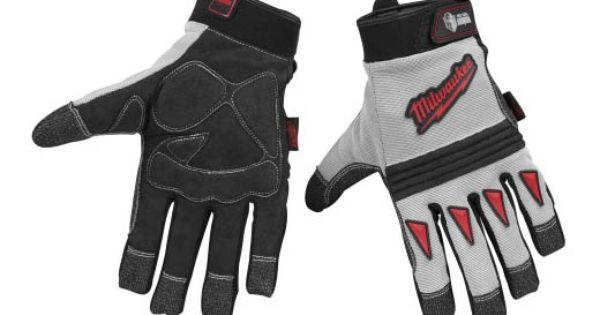 Demolition Work Gloves Large Milwaukee Tool Milwaukee Tools