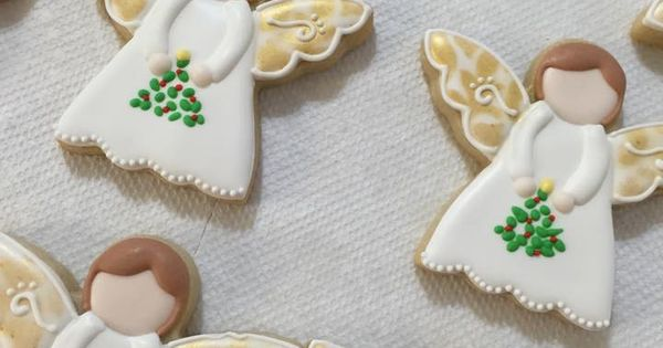 Sugar Cookie Christmas Decorating Ideas