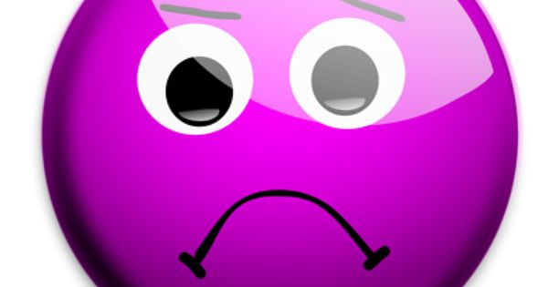 Illustration Of A Purple Smiley Face With A Transparent Background Smiley Purple Meaning Blue Emoji