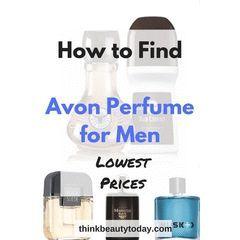 Avon Perfume for Men Fragrance for