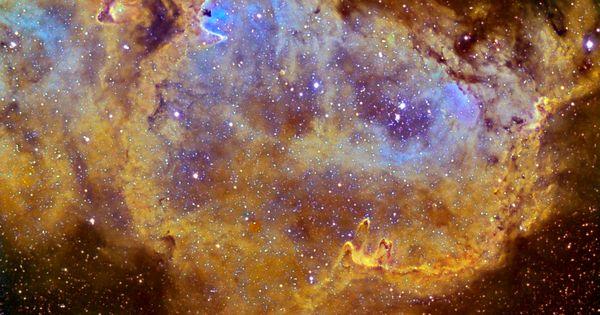 Soul Nebula--Hubble | Galaxies & Glitz | Pinterest ...