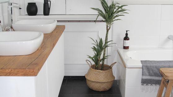Badezimmer selbst renovieren vorher nachher renovieren for Fliesenboden renovieren