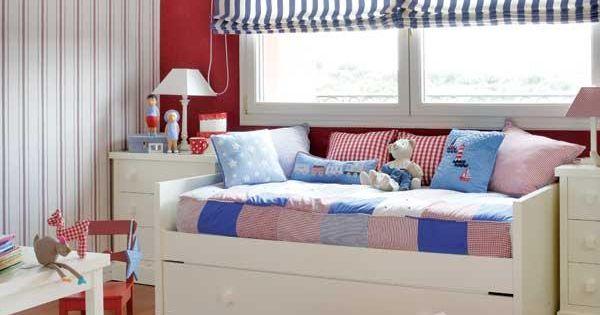 Decorar un dormitorio infantil las mejores ideas sobre - Dormitorio infantil nina ...