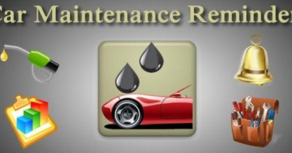 Car Maintenance Reminder Pro V4 0 Apk With Images Car