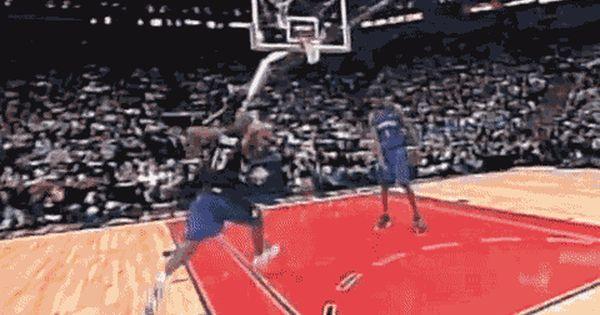 Viiiince Carter Video Nba Lebron James Sports Basketball Slam Dunk