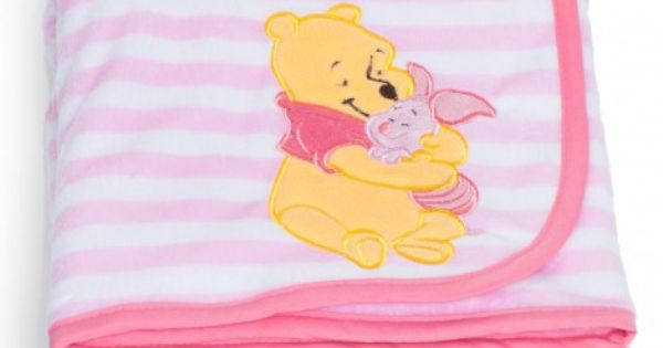 Sweet Pooh Embroidered Plush Blanket Youtube Downloader