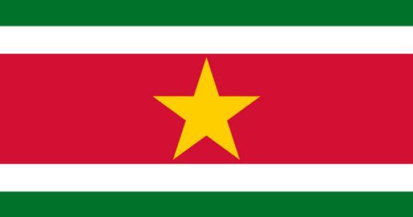 Suriname Bayrak