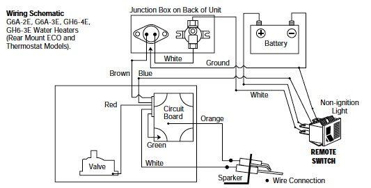 Foretravel Motorcoach Luxury Rv Water Heater Electric Water Heater Heater