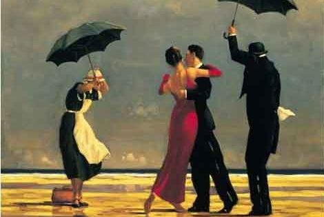 jack vettriano 39 s the singing butler analysis google images. Black Bedroom Furniture Sets. Home Design Ideas