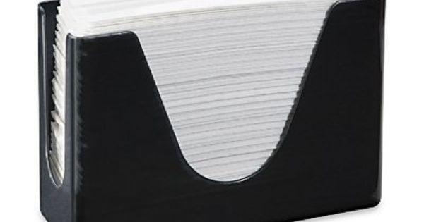 Countertop Folded Towel Dispenser By Uline 20 00 Folded Towel