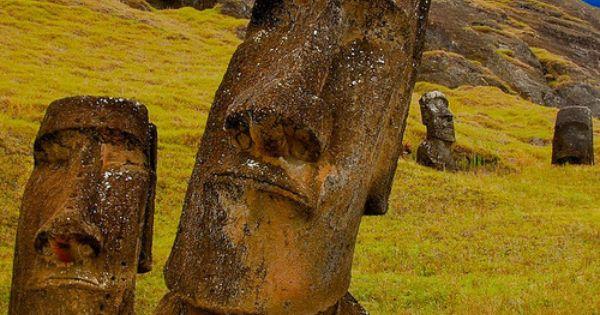 Rapa Nui, EasterIsland, Chile