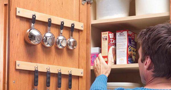Almacenaje tot en orde pinterest cocinas - Organizadores hogar ...