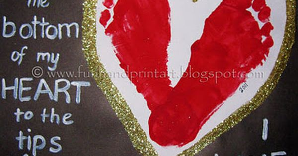 17 Last-minute Father's Day Crafts Kids Can Make | Valentines Day too?