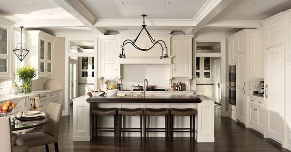 Kitchen dining room ideas dark hardwood flooring off for Dining room off kitchen