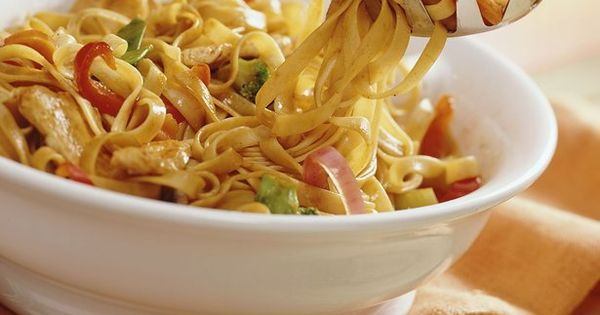 Hoisin Chicken and Noodles | Recipe | Noodles and Chicken