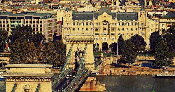 Ponte delle Catene e città bassa, Budapest  Gyöngyös e Budapest ...