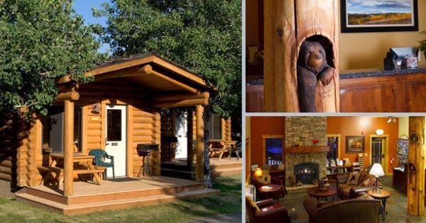 Jackson Hole Cabin Rentals Cowboy Village Resort Town